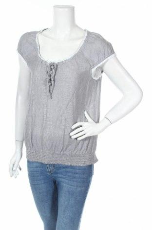 Γυναικεία μπλούζα Tantum O.N., Μέγεθος M, Χρώμα Γκρί, Βαμβάκι, Τιμή 3,41€