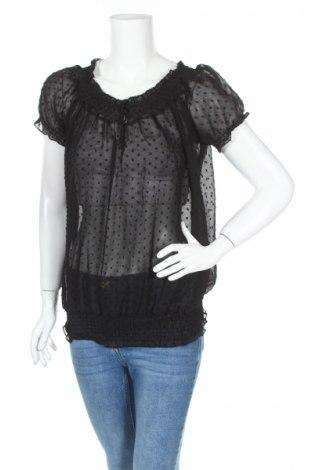Дамска блуза Y.Yendi, Размер M, Цвят Черен, Полиестер, Цена 3,68лв.