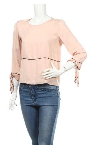 Γυναικεία μπλούζα Zara, Μέγεθος M, Χρώμα Ρόζ , Τιμή 4,95€
