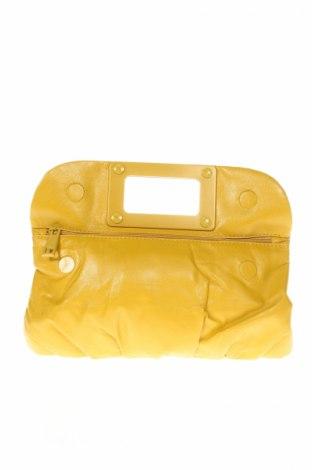 Γυναικεία τσάντα H&M, Χρώμα Κίτρινο, Δερματίνη, Τιμή 14,11€