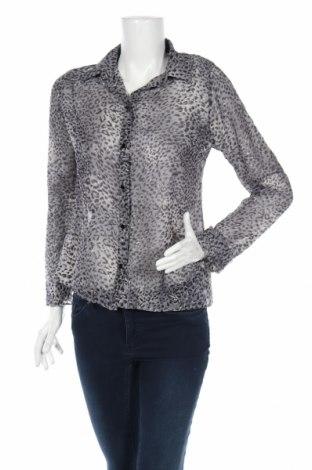 Дамска риза, Размер M, Цвят Сив, Полиестер, Цена 29,90лв.
