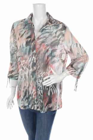 Дамска риза Alessa W., Размер L, Цвят Многоцветен, Цена 4,50лв.