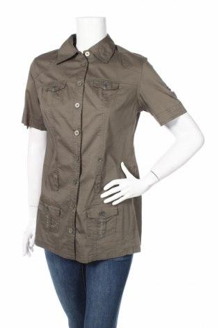 Дамска риза Cecil, Размер S, Цвят Зелен, Цена 3,94лв.