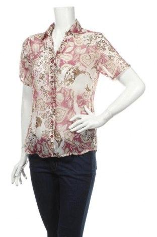 Γυναικείο πουκάμισο Gina Laura, Μέγεθος S, Χρώμα Πολύχρωμο, Πολυεστέρας, Τιμή 1,59€