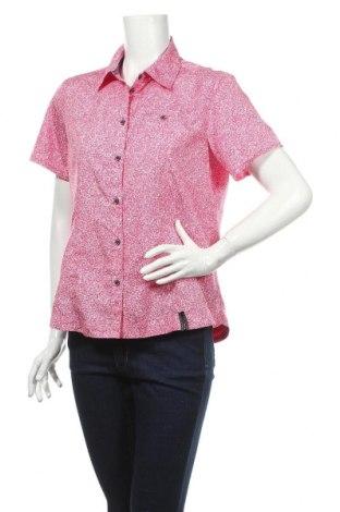Дамска риза Icepeak, Размер L, Цвят Розов, Полиестер, Цена 4,46лв.