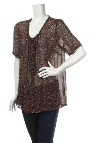 Γυναικείο πουκάμισο John Baner, Μέγεθος L, Χρώμα Πολύχρωμο, Πολυεστέρας, Τιμή 3,21€