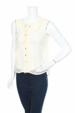 Дамска риза Vero Moda, Размер XS, Цвят Екрю, Цена 4,64лв.