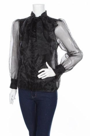 Dámská košile  Zara, Rozměr M, Barva Černá, Polyester, Cena  228,00Kč