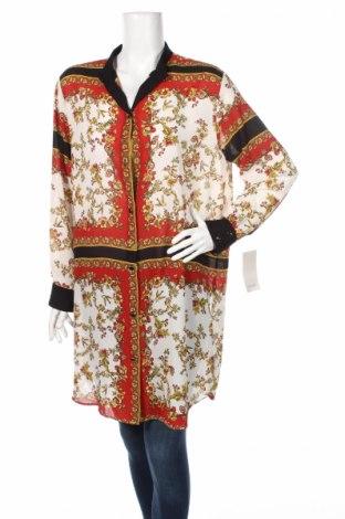 Damska koszula Zara, Rozmiar XL, Kolor Kolorowy, Poliester, Cena 72,15zł