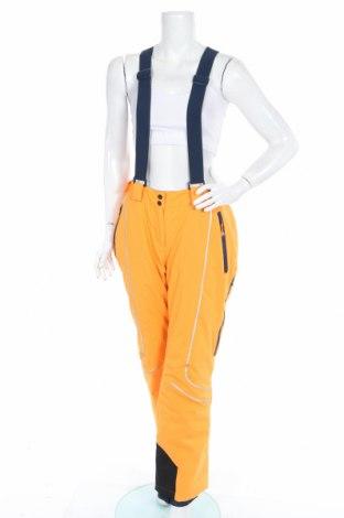 Дамски гащеризон за зимни спортове Fifty Five, Размер L, Цвят Оранжев, Полиестер, Цена 59,07лв.