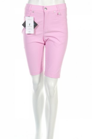Дамски къс панталон Golfino, Размер XS, Цвят Розов, 94% полиамид, 6% еластан, Цена 20,80лв.