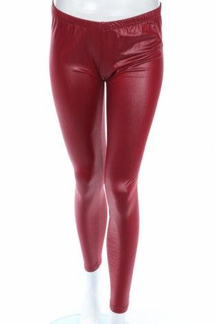 Дамски клин Distressed, Размер M, Цвят Червен, 92% полиестер, 8% еластан, Цена 9,00лв.
