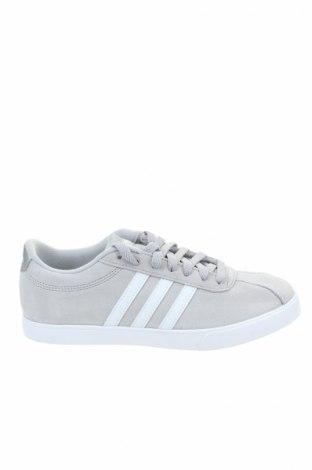 Dámské boty  Adidas, Rozměr 38, Barva Šedá, Přírodní velur , Cena  1038,00Kč