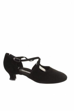 Női cipők Diamant, Méret 41, Szín Fekete, Valódi velúr, Ár 13420 Ft