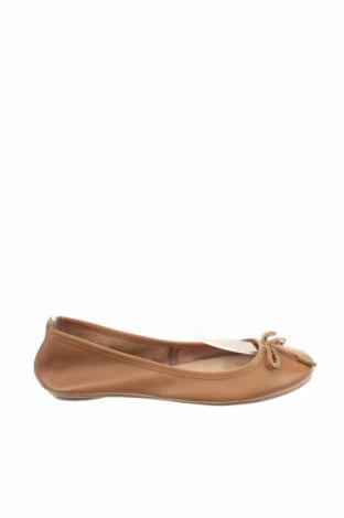 Дамски обувки Mohito, Размер 36, Цвят Кафяв, Естествена кожа, Цена 33,60лв.