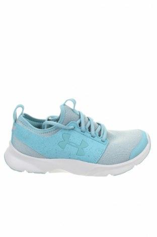 Dámske topánky  Under Armour, Veľkosť 38, Farba Modrá, Textil, Cena  30,77€