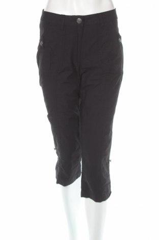 Дамски панталон Blue Motion, Размер S, Цвят Черен, Памук, Цена 7,25лв.