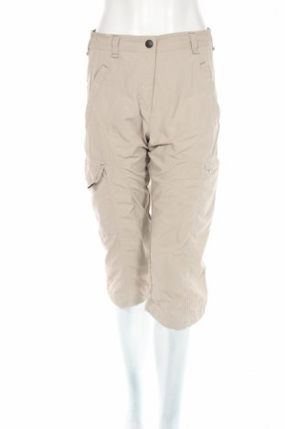Дамски панталон Canda, Размер XS, Цвят Бежов, Полиамид, Цена 6,17лв.