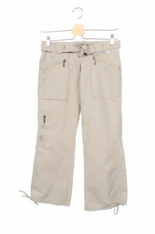 Дамски спортен панталон Deluxe, Размер S, Цвят Зелен, Полиестер, Цена 3,22лв.