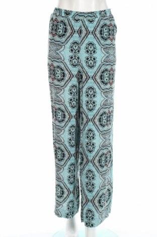 Pantaloni de femei H&M, Mărime M, Culoare Multicolor, Viscoză, Preț 21,55 Lei