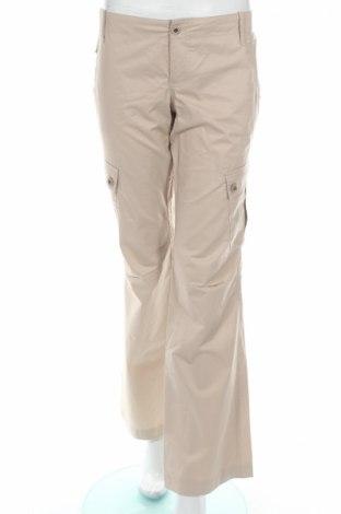 Дамски панталон Happening, Размер M, Цвят Бежов, Памук, Цена 7,06лв.