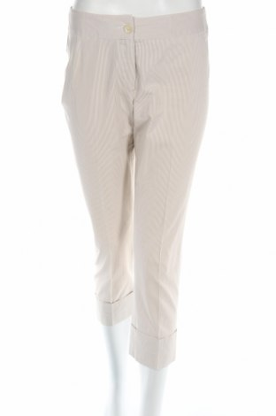 Дамски панталон Madeleine, Размер S, Цвят Бежов, 57% памук, 43% еластан, Цена 9,75лв.