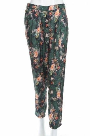 Damskie spodnie Mango, Rozmiar L, Kolor Kolorowy, 100% poliester, Cena 89,10zł