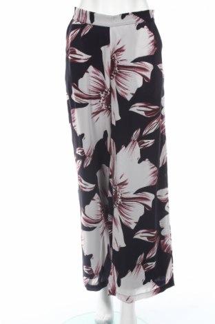 Дамски панталон Object, Размер M, Цвят Многоцветен, Полиестер, Цена 27,65лв.