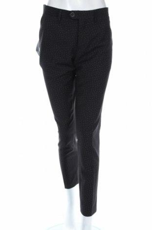 Γυναικείο παντελόνι Sisley, Μέγεθος L, Χρώμα Μαύρο, 68% πολυεστέρας, 32% βισκόζη, Τιμή 23,46€
