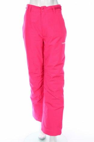 Дамски панталон за зимни спортове Campri, Размер XL, Цвят Розов, Полиестер, Цена 66,15лв.