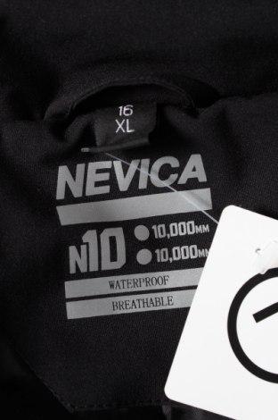 Дамски панталон за зимни спортове Nevica, Размер XL, Цвят Черен, Полиестер, Цена 65,10лв.