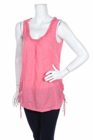 Γυναικείο αμάνικο μπλουζάκι Kenny S., Μέγεθος L, Χρώμα Ρόζ , Βαμβάκι, Τιμή 2,11€