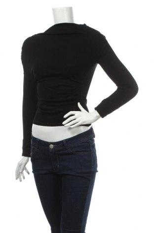Γυναικείο πουλόβερ Zara Knitwear, Μέγεθος S, Χρώμα Μαύρο, 52% πολυαμίδη, 48% βισκόζη, Τιμή 16,73€