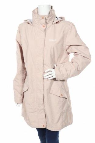 Γυναικεία καμπαρντίνα Gelert, Μέγεθος XL, Χρώμα  Μπέζ, 95% πολυεστέρας, 5% ελαστάνη, Τιμή 17,63€