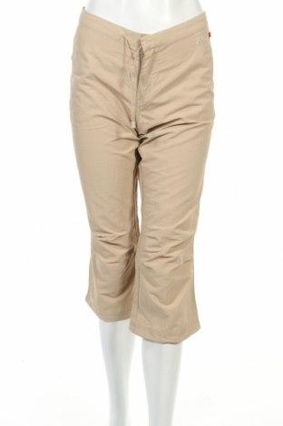 Дамски спортен панталон Protest, Размер S, Цвят Бежов, Полиамид, Цена 3,08лв.