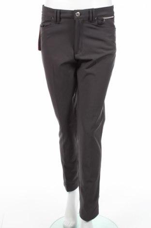 Дамски спортен панталон Slazenger, Размер M, Цвят Сив, 95% полиестер, 5% еластан, Цена 46,50лв.