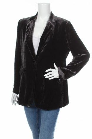 Γυναικείο σακάκι Zara, Μέγεθος L, Χρώμα Γκρί, Πολυεστέρας, Τιμή 8,51€