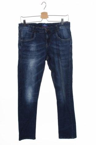Dětské džíny  Tom Tailor, Rozměr 15-18y/ 170-176 cm, Barva Modrá, 99% bavlna, 1% elastan, Cena  204,00Kč