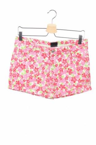 Pantaloni scurți de copii Crash One, Mărime 15-18y/ 170-176 cm, Culoare Multicolor, 98% bumbac, 2% elastan, Preț 12,44 Lei