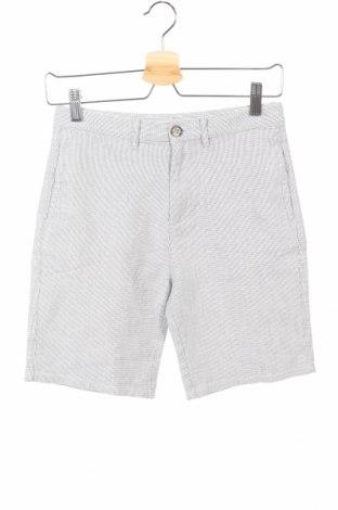 Detské krátke nohavice  Primark, Veľkosť 12-13y/ 158-164 cm, Farba Sivá, Bavlna, Cena  3,97€