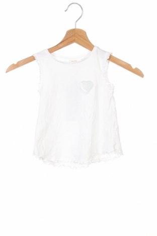 Детски потник Zara, Размер 18-24m/ 86-98 см, Цвят Бял, 100% памук, Цена 7,60лв.