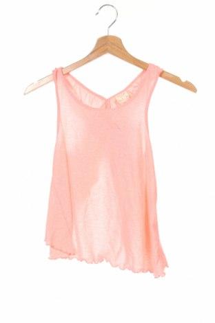 Детски потник Zara Kids, Размер 7-8y/ 128-134 см, Цвят Розов, 60% памук, 40% полиестер, Цена 7,60лв.