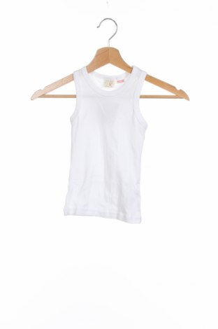 Детски потник Zara Kids, Размер 18-24m/ 86-98 см, Цвят Бял, Памук, Цена 7,60лв.