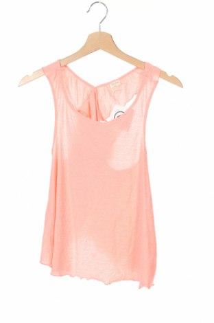Детски потник Zara Kids, Размер 11-12y/ 152-158 см, Цвят Розов, 60% памук, 40% полиестер, Цена 7,59лв.