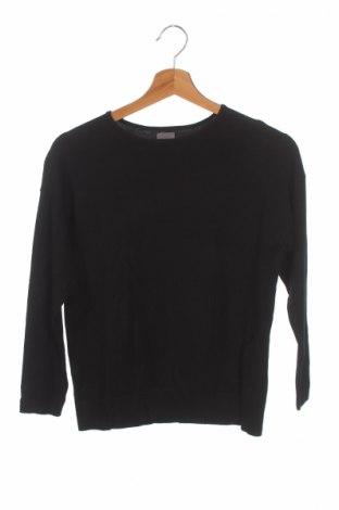 Detský sveter  Zara Knitwear, Veľkosť 9-10y/ 140-146 cm, Farba Čierna, 70% viskóza, 30% polyamide, Cena  7,04€