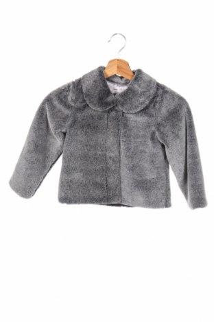 Детско палто, Размер 2-3y/ 98-104 см, Цвят Сив, Цена 35,10лв.