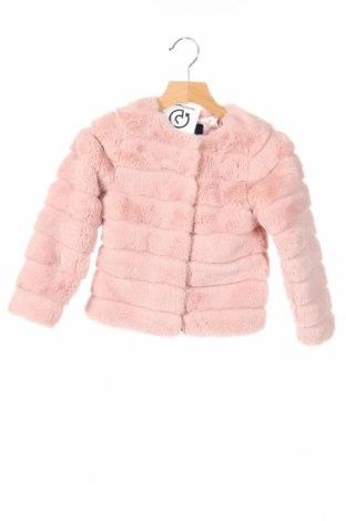 Детско палто Firetrap, Размер 2-3y/ 98-104 см, Цвят Розов, Полиестер, Цена 63,36лв.