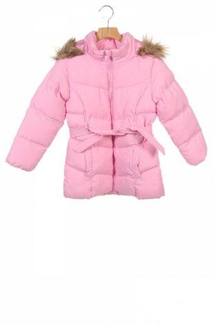 Детско яке Crafted, Размер 5-6y/ 116-122 см, Цвят Розов, Полиестер, Цена 78,32лв.