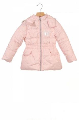 Детско яке Disney, Размер 2-3y/ 98-104 см, Цвят Розов, Полиестер, Цена 54,00лв.
