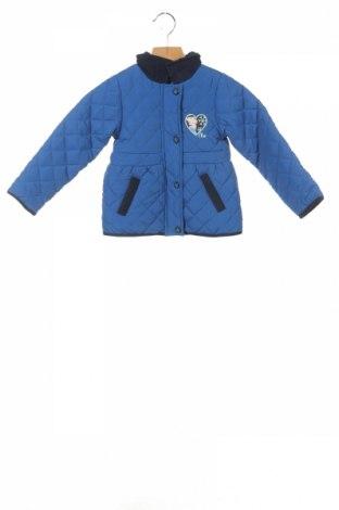 Детско яке Disney, Размер 2-3y/ 98-104 см, Цвят Син, Полиестер, Цена 47,52лв.